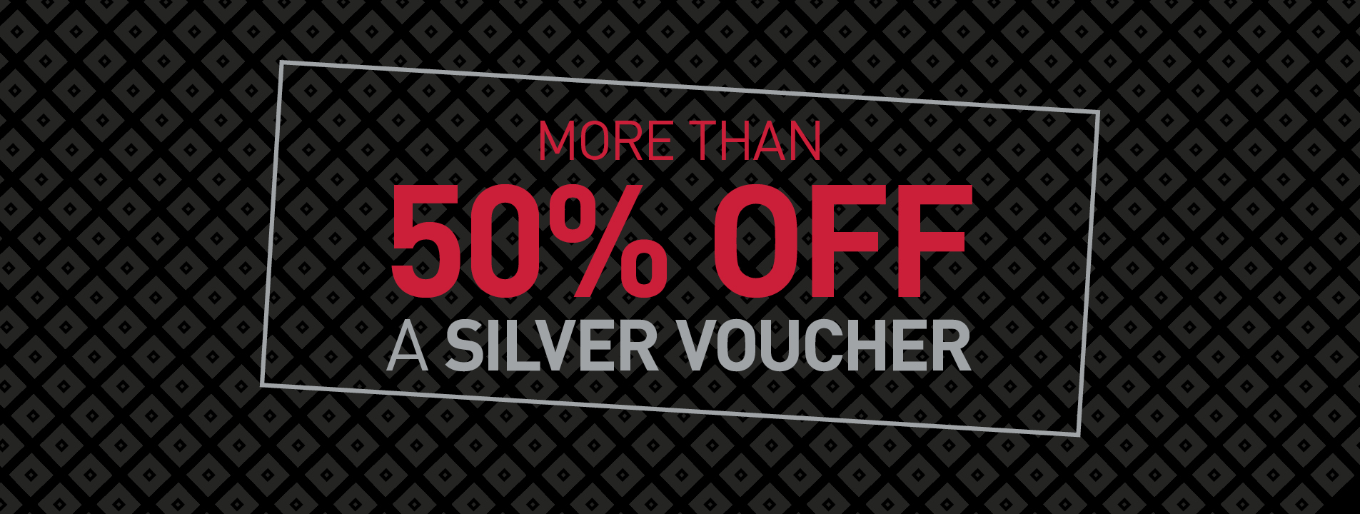 PG SILVER- MORE THAN 50% OFF