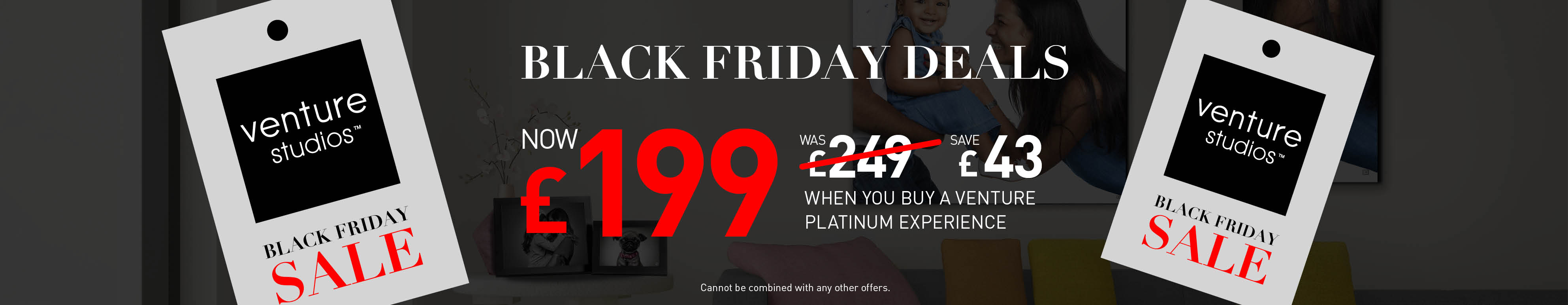 PLATINUM PHOTOGRAPHY EXPERIENCE BLACK FRIDAY