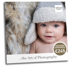 YOUR BABY PHOTOGRAPHY EXPERIENCE OFFER Logo