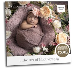 NEW BORN PHOTOGRAPHY EXPERIENCE OFFER Logo