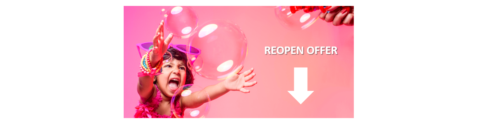 Re-opening offer <br /> SILVER EXPERIENCE